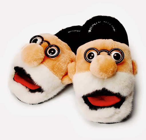 Freudian, Slippers